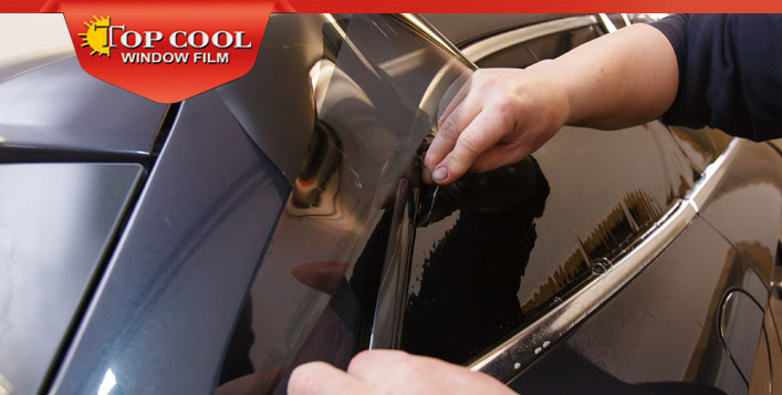 Car Tinting @ Top Cool