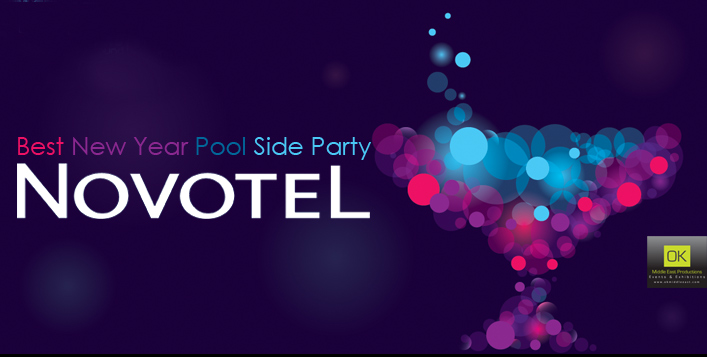 new years party at novotel hotel