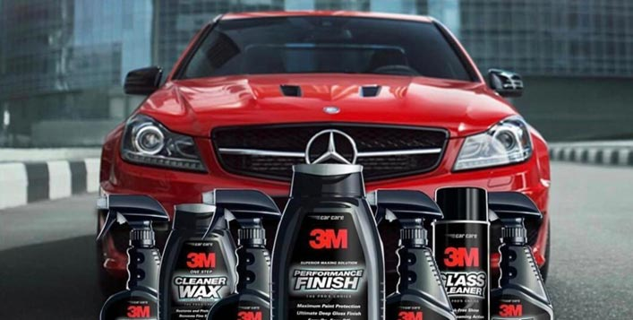 Diamond protection 3m authorized car care