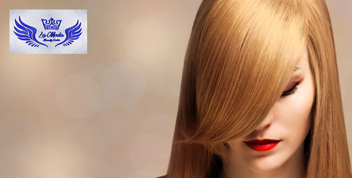 Includes haircut, blowdry or full colour