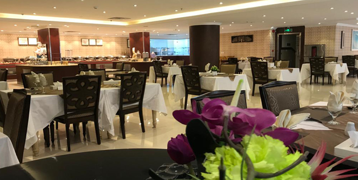 Wide variety of delicacies at Al Olaya