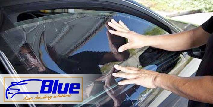 Car Tinting Using Nano Ceramic