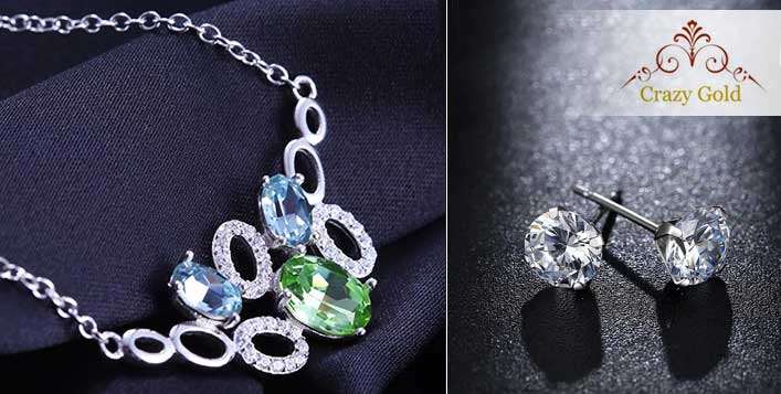 Crystal and Zircon Set