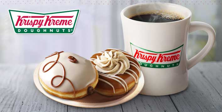 Valid at all Krispy Kreme KSA brances