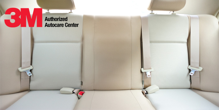 Scotch Protection to Your Car Seats Fabric