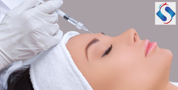 Mesotherapy Session for Face Freshness