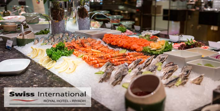 Seafood Night Dinner Buffet Every Thursday