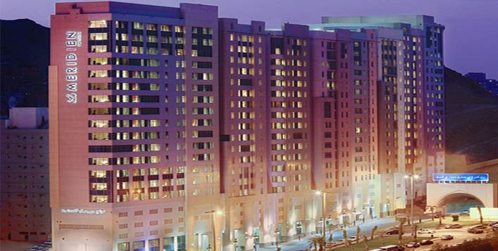 5* Le Meridien Makkah Towers