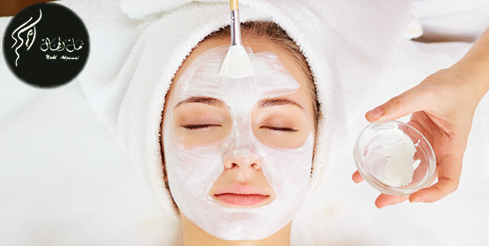 Deep Facial Cleaning Using Natural Masks