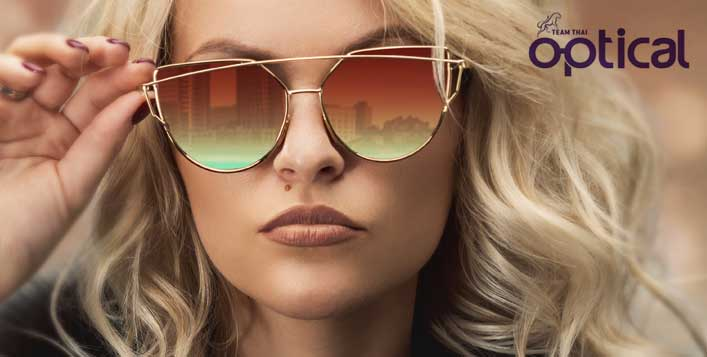 Voucher valid on sunglasses and frames