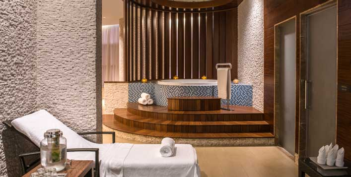30, 60 or 90-Minute Relaxation + Pool & Spa
