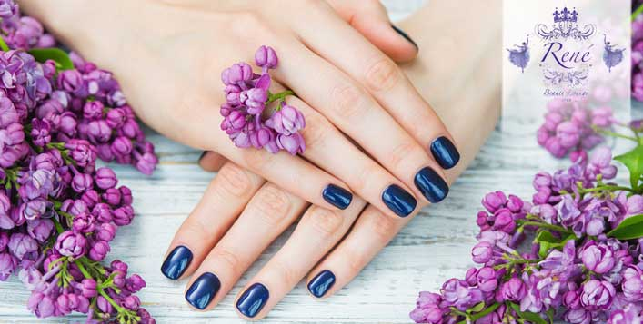 Choose from classic or gelish nails
