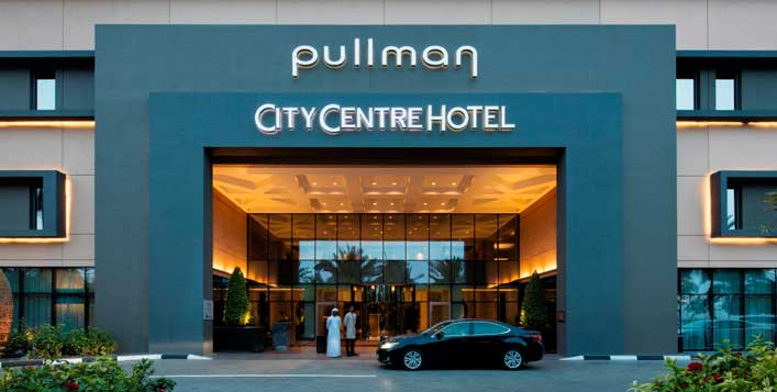 5* Pullman Dubai Creek City Centre Hotel