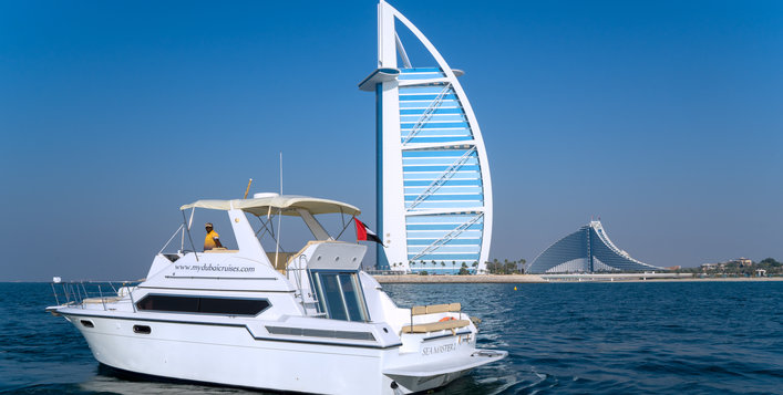 1 or 2-Hour cruise for up to 19 people