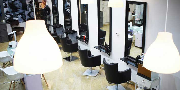 Includes trim, wash, blowdry and more!