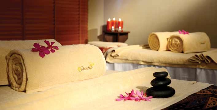 Hot Stone or Lomi Lomi at Jasmine Spa