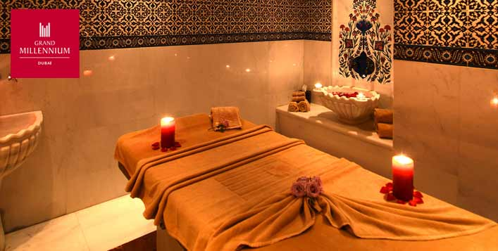 Daily at Jasmine Spa, Grand Millennium Hotel