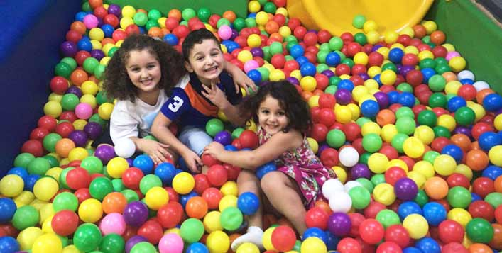 2-Hour party package for up to 10 children