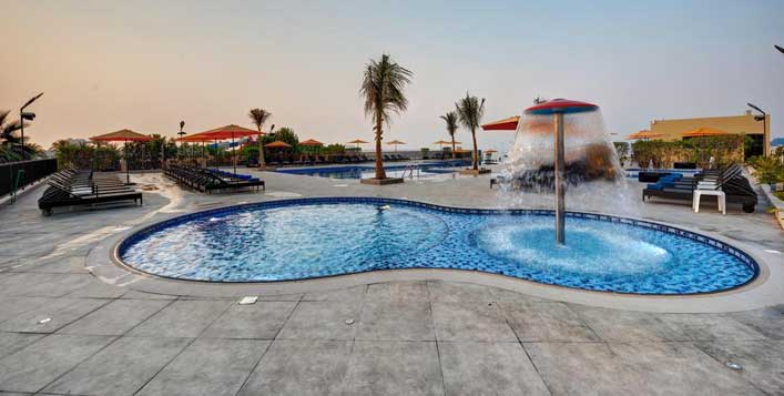 City Stay Beach Hotel Apartment RAK