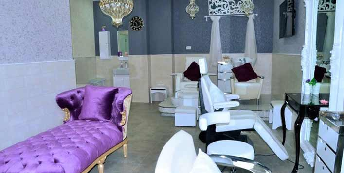 Daily at Afrina Beauty and Henna Center
