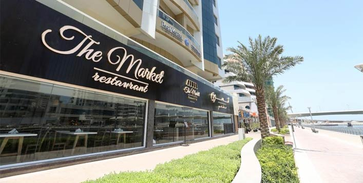The Market Restaurant & Cafe, Dubai Marina