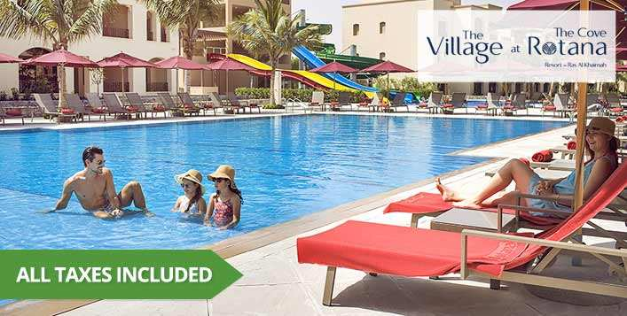 Weekday All-Inclusive Stay & Balcony Options