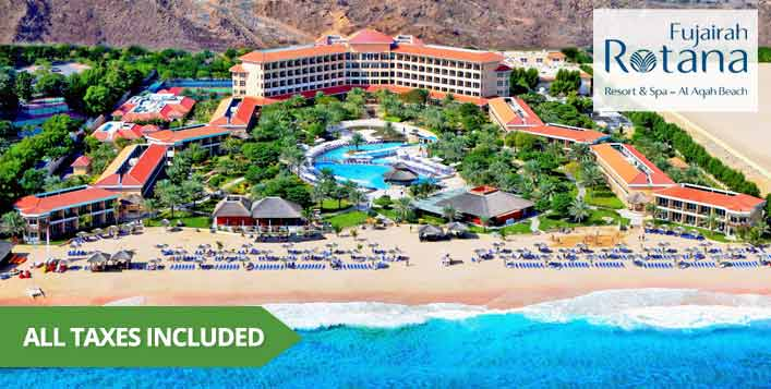 Half or full-board or All-inclusive stay