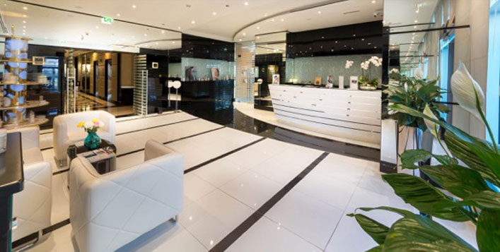 Softouch Spa, Damac Mall Street