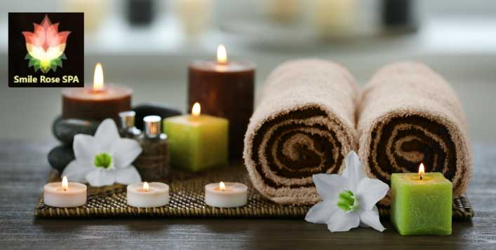Choice of relaxation & optional hammam