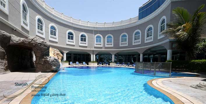 Daily at Sharjah Premiere Hotel & Resort