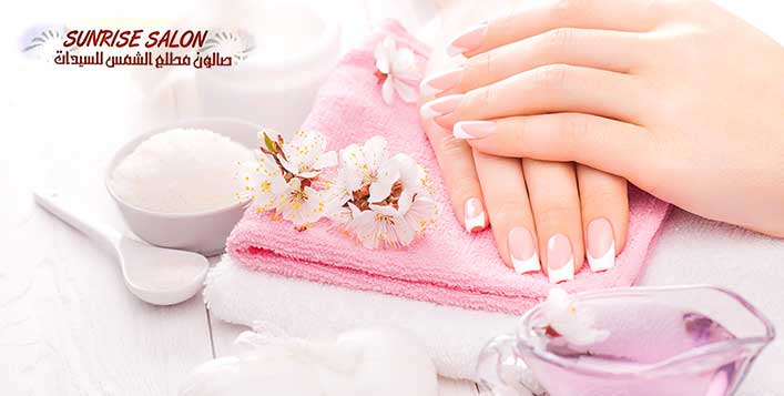 Manicure - Pedicure at Sunrise Ladies Salon