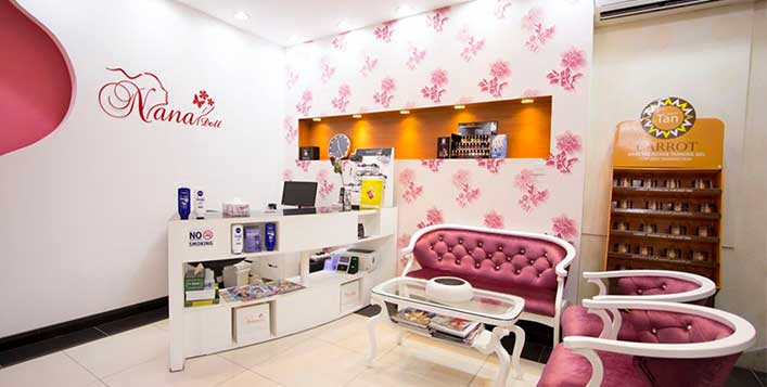 Includes hair wash, blowdry and more