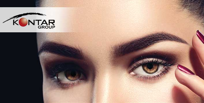 Eyebrows Microblading at Kontar Beauty Centre