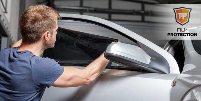 High-Quality Window Tinting