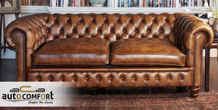Save 90% on Sofa Upholstery Services