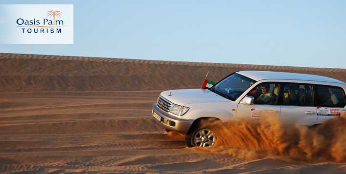 Enjoy live entertainment, dune bashing & more