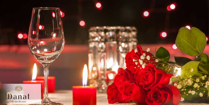 5* Danat Al Ain Romantic Packages