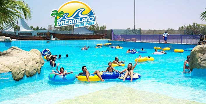 Enjoy unlimited access to all water rides!