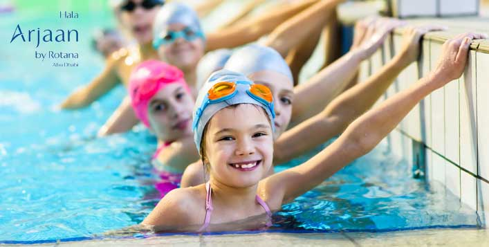 Up to 15 swimming classes in Abu Dhabi