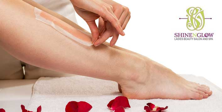 Full body waxing, threading & more