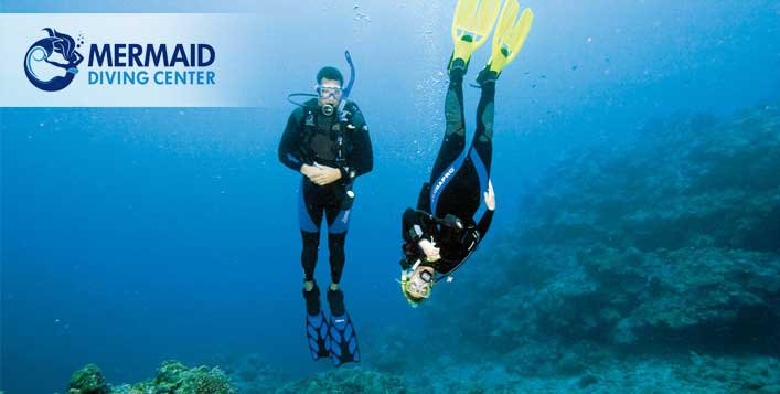 Includes underwater photos, equipment & gear