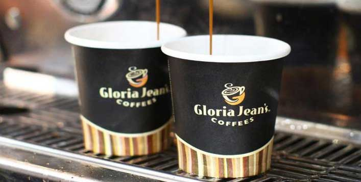 Gloria Jeans Coffee Value Voucher 27 Branches