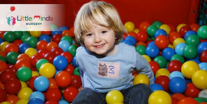 Up to 1 Month at Little Minds Nursery on SZR