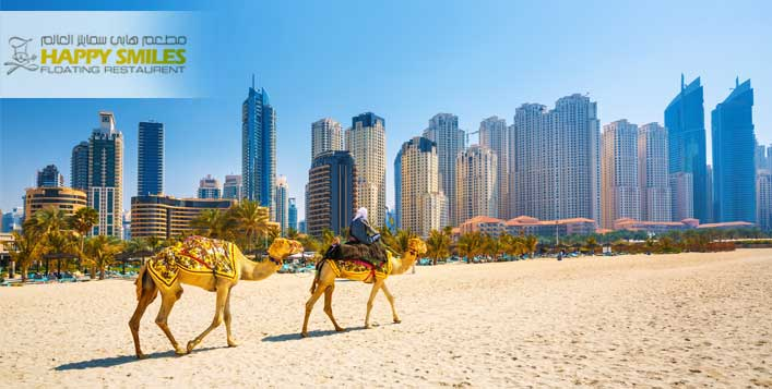 Desert Safari, Dhow Cruise & City Tour