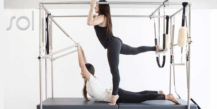 Classes of Pilates by Sol Pilates