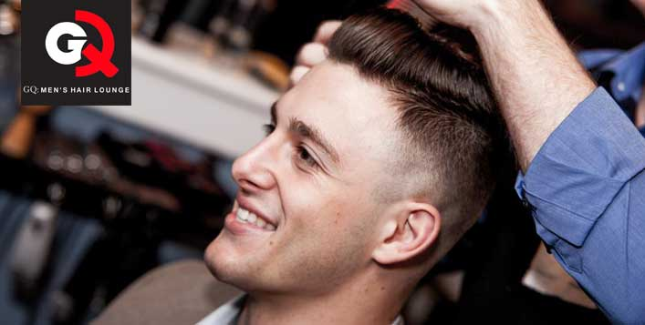 Hair Packages for Men by GQ Men's Hair Lounge