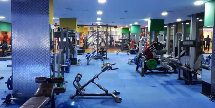Gym Access for 1-month included