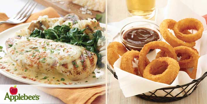 Applebee's® 3 Course Meal @ 10 Locations
