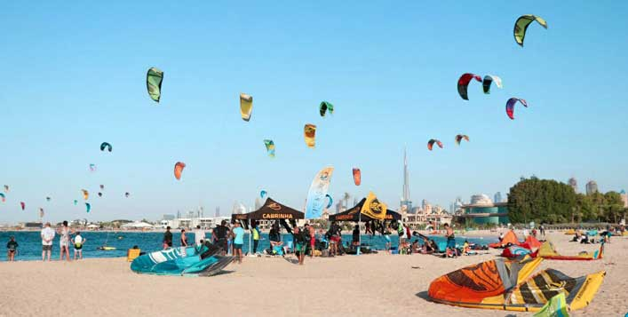 90 Minute course for 2 people at Kite Beach