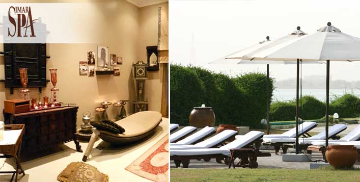 Stay with relaxation at Imar Spa,UAQ